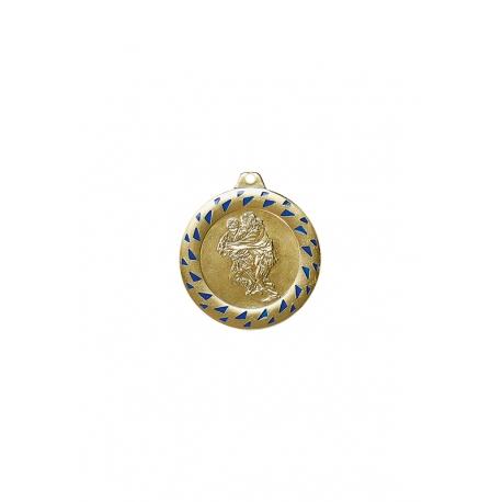 Médaille Karaté NH12 40 mm