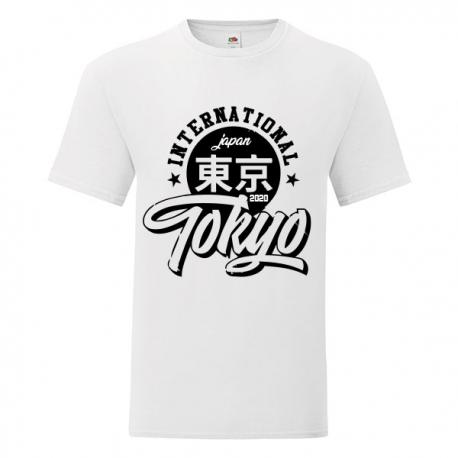Tshirt Tokyo 2020 INT