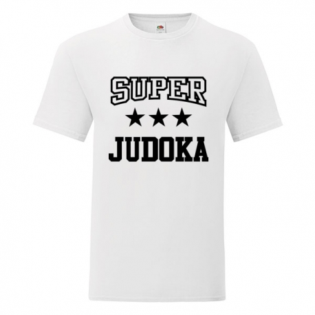 Tshirt Super Judoka