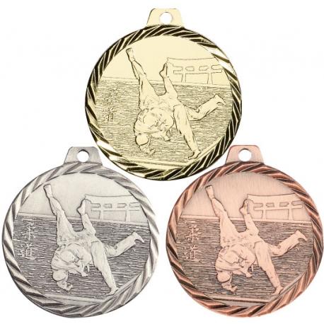 Médailles judo NZ12 50mm