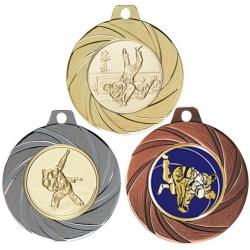 Médaille Judo Q007