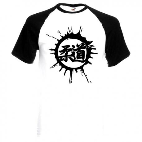 Tshirt Judo Ink2