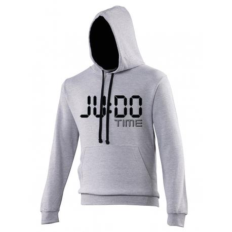 sweat judo time