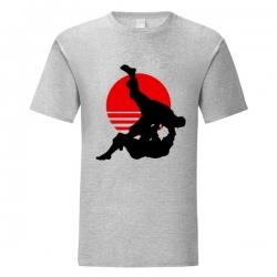 Tshirt Judo Japan