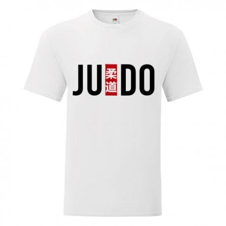 Tshirt judo red