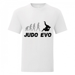 Tshirt Judo Evolution